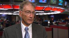 Richard Gravel, directeur général de l'Association régional de soccer de l'Outaouais (ARSO)