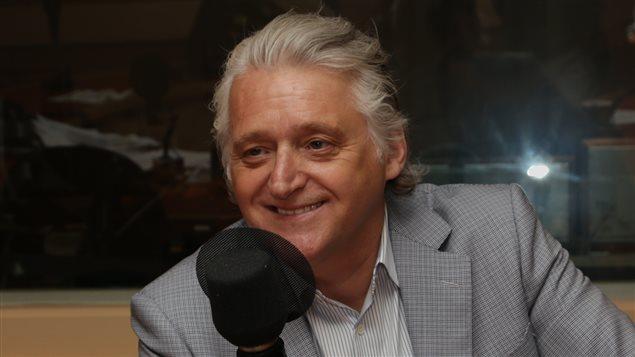 Gilbert Rozon, le producteur du Festival Juste pour rire