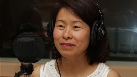 Kim Thùy, porte-parole des Correspondances d'Eastman