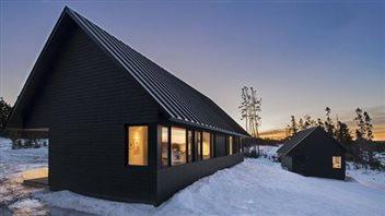 Concept et réalisation de l'architecte Omar Gandhi de Halifax en Nouvelle-Écosse