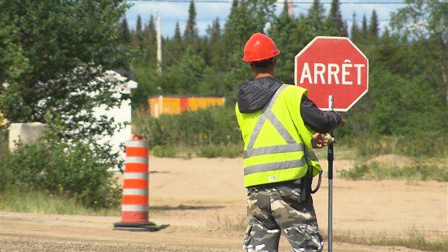 80% des travailleurs de la construction de la province seront en vacances pendant deux semaines.