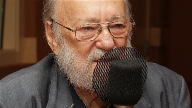 Roch Demers, le producteur des films Contes pour tous