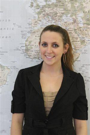 Geneviève Therrien, conseillère de programmes chez Projects Abroad, Canada
