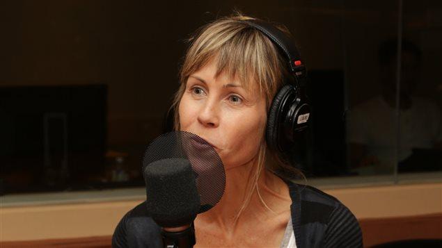 La cinéaste Louise Archambault