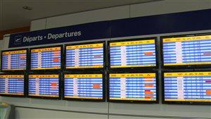Votre vol est-il retardé ou annulé?