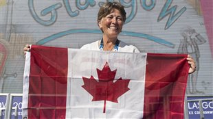 Trap shooter Susan Nattrass says she was ready to soak up every moment of the opening ceremonies.