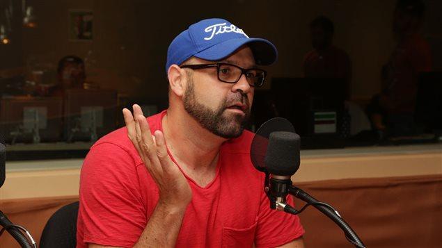 Le réalisateur Ricardo Trogi