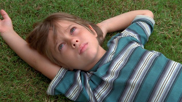 Le film Boyhood