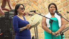 Un concert en honneur des femmes autochtones