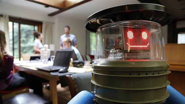 HitchBOT, le robot voyageur