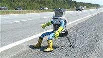 HitchBOT, l'ambassadeur des robots parmi nous