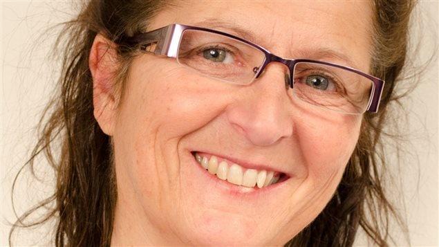 L'auteure Joanne Morency