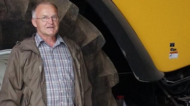 Robert Thériault, agriculteur et fin connaisseur