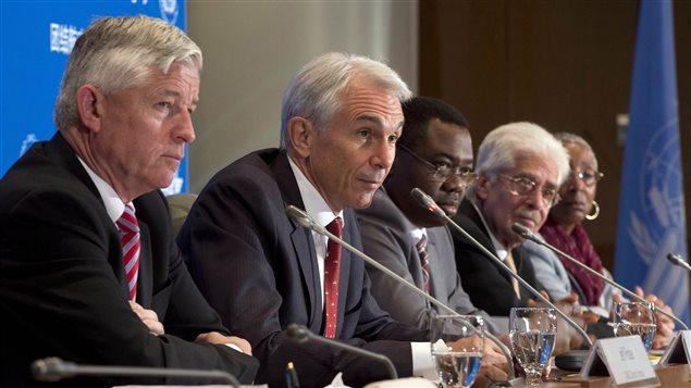 Les représentants des 191 États membres de l'OACI réunis durant toute la semaine à Montréal pour une conférence de haut niveau sur la sécurité discutent des défis importants qui s'annoncent pour l'industrie aérienne.