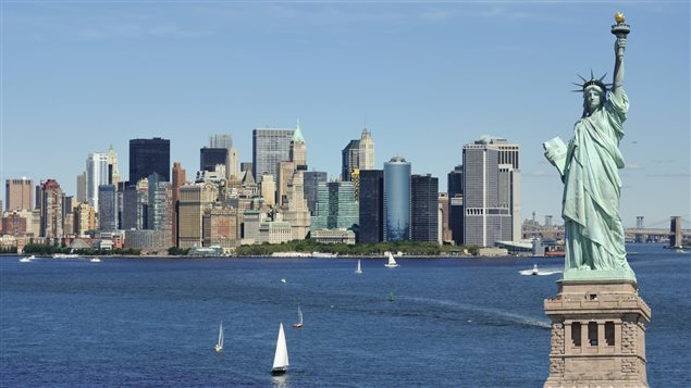 La chanson New York, New York, d'abord interprétée par Liza Minelli, est un des airs associés à la métropole américaine.