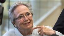 Lise Thibault victime d'une crise de panique