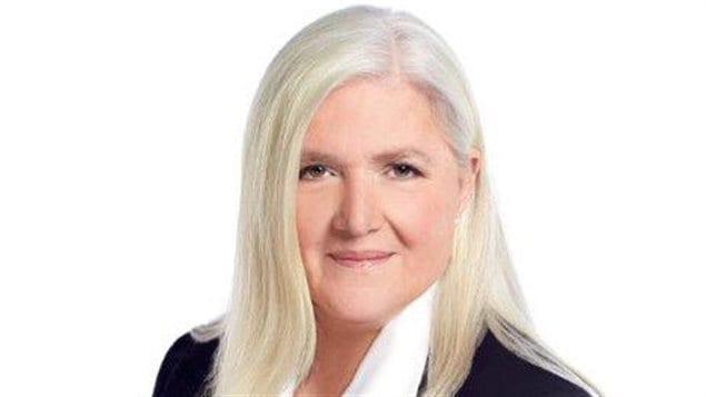 La nouvelle présidente et chef de la direction de Groupe Média, Julie Tremblay