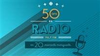 50 ans de radio en 20 moments marquants