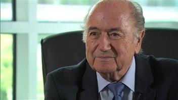Blatter a rencontré ses lieutenants, Webb congédié
