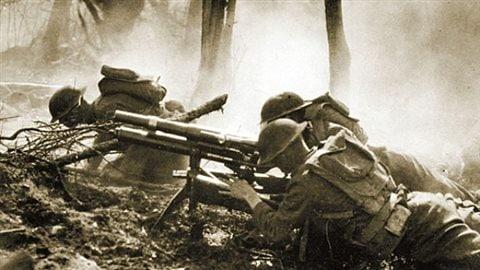 战火铸就加拿大:第一次世界大战百年纪念