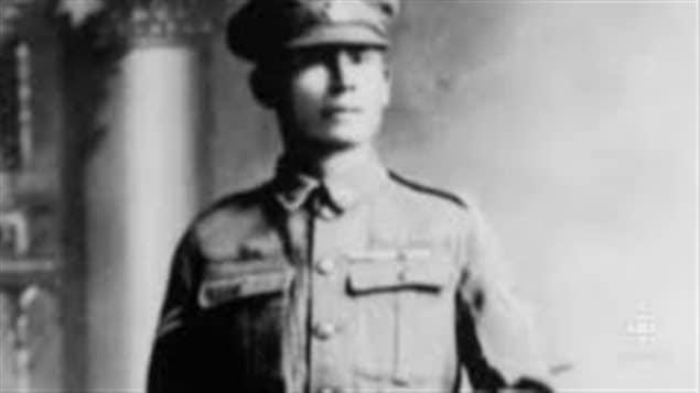Caporal Francis Pegahmagabow, héros canadien obscur de la Première guerre mondiale