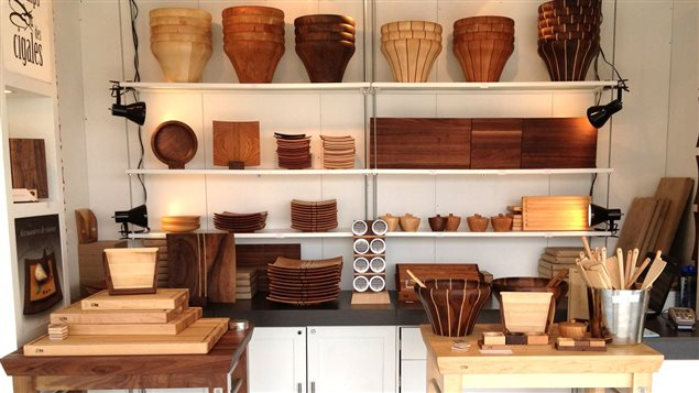 Accessoires en bois pour cuisine for Accessoire pour cuisine