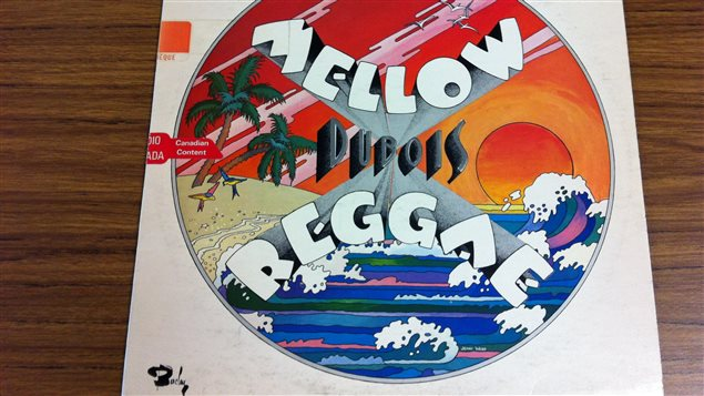 Album « Mellow reggae » de Claude Dubois