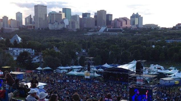 Festival Folk Edmonton