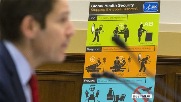 L'épidémie de fièvre Ebola constitue désormais une urgence de santé publique de portée internationale.