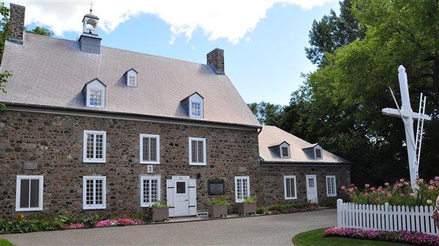 La maison saint gabriel fait revivre l histoire de la for A la maison de pierre et dominique montreal