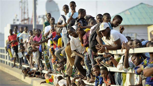 L'Afrique est le continent où la croissance du nombre de francophones est la plus marquée.