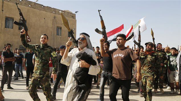 Des populations sont déplacées et piégées par les djihadistes.