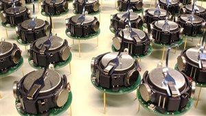 Des mini-robots