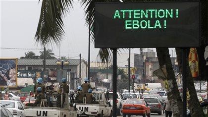 L'évolution de l'épidémie d'Ebola en 3 questions