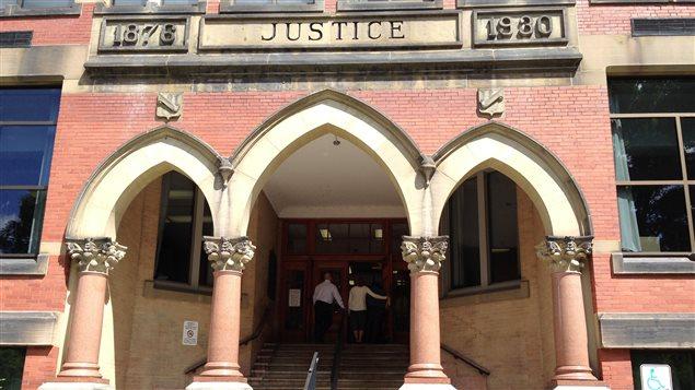 Palais de justice de Fredericton