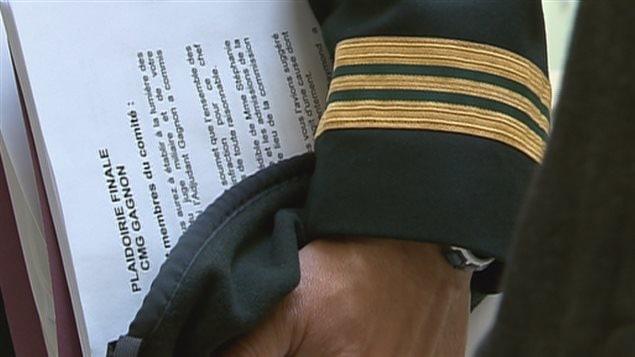 La révision qui s'entame portera également sur d'autres aspects tels que la façon dont les éléments de preuve sont utilisés par le tribunal militaire.