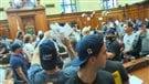 Manifestations: ce qu'en pensent les étudiants (2014-08-20)
