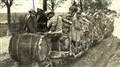 Le vin lors de la Première Guerre mondiale