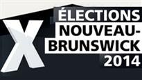 Élections Nouveau-Brunswick 2014
