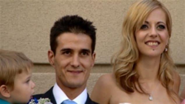 Megan Wolfe dit que son fiancé et ses cinq enfants l'ont beaucoup soutenue