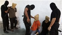 18 présumés collaborateurs palestiniens tués par la branche armée du Hamas