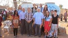 Voyage humanitaire en Tanzanie pour le diocèse de Prince Albert