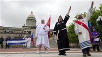 Le Ku Klux Klan existe toujours