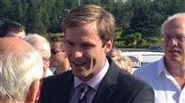 Victoire des libéraux au Nouveau-Brunswick