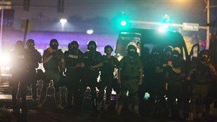 Militarisation de la police: de plus en plus de gadgets