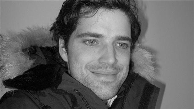 L'auteur Marc-André Moutquin.