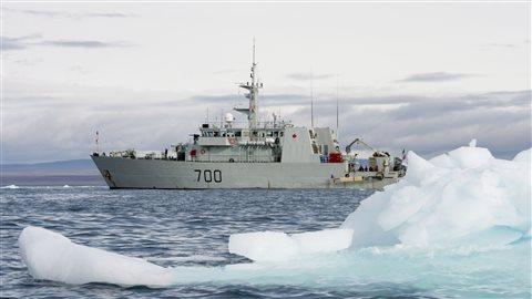 L'exercice en 2014 avait pour but de voir ce qui se passerait si le gouvernement du Nunavut appelait à l'aide pour assurer la sécurité des passagers et de l'équipage.