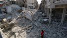 La moitié des Syriens ont fui leur maison