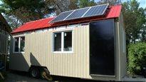 Les mini-maisons, moins chères et plus écologiques