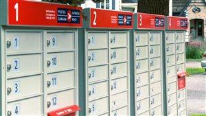 Accueil mitigé pour les nouvelles boîtes postales